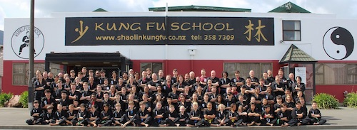 Kung Fu School & Martial Arts - Palmerston North Headquarters